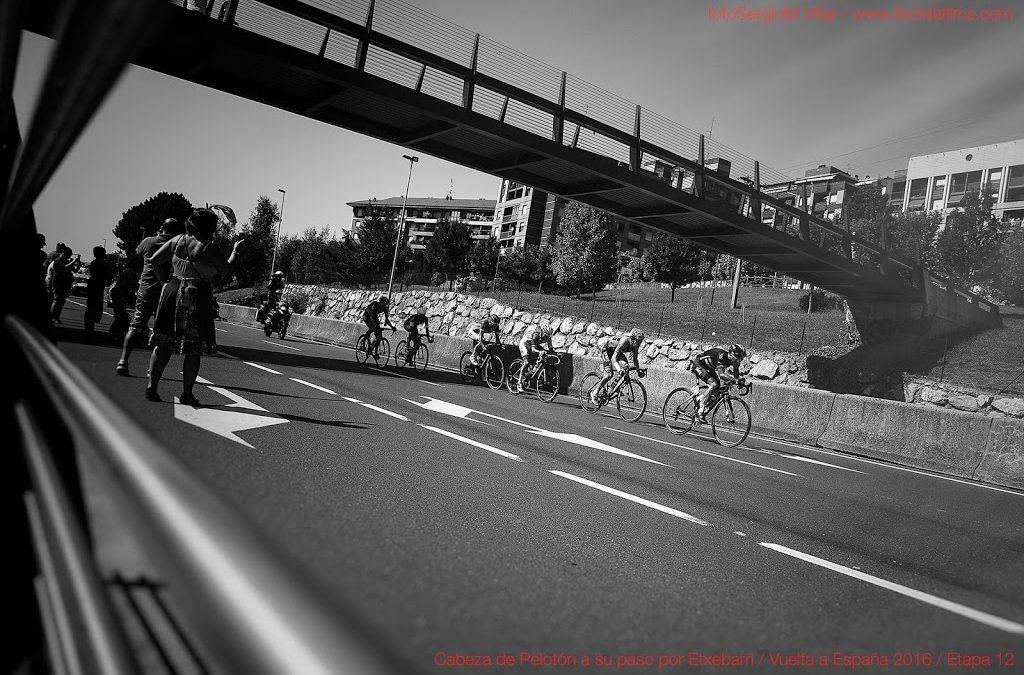 Vuelta a España 2016 / Fotografía Deportiva / nociones de fotografía