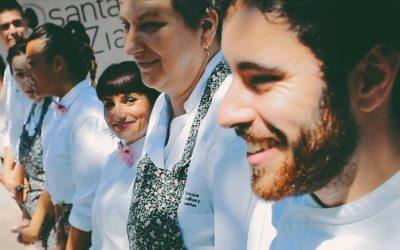Video Corporativo del Espazio Gastronómico Santa Luzía
