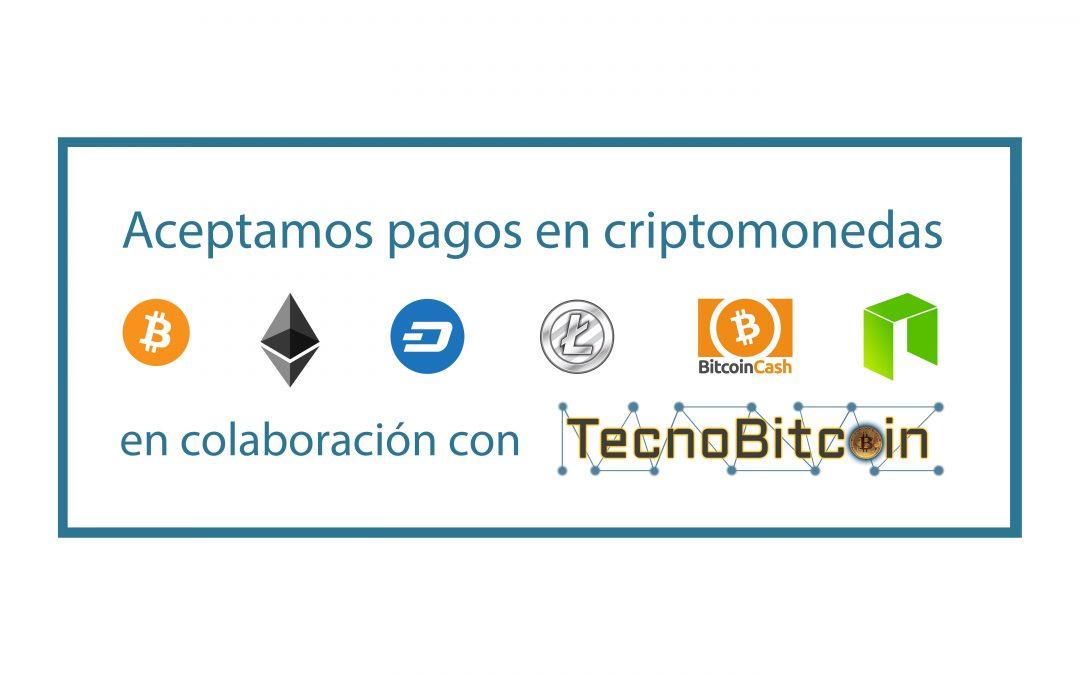 Seavisual y TeAmoaTi | empresas vascas pioneras en aceptar pagos en criptomonedas.