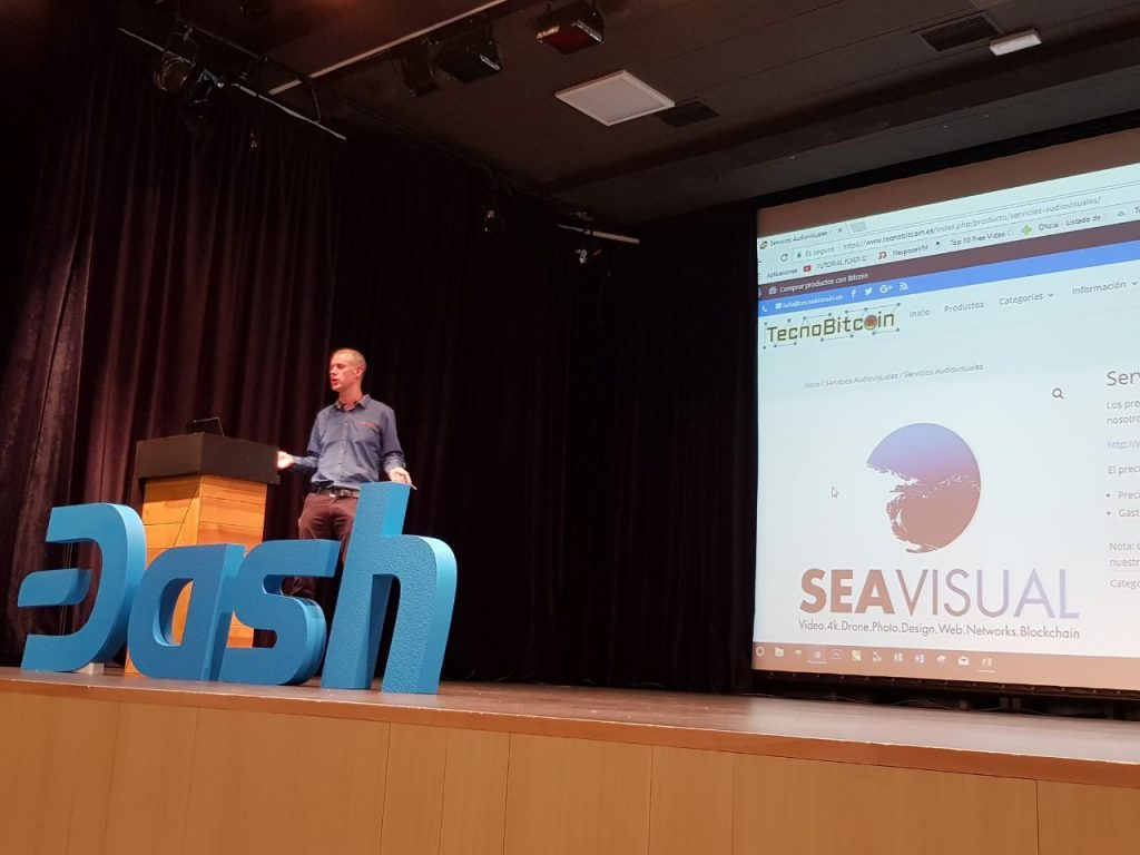 seavisual en dash spain