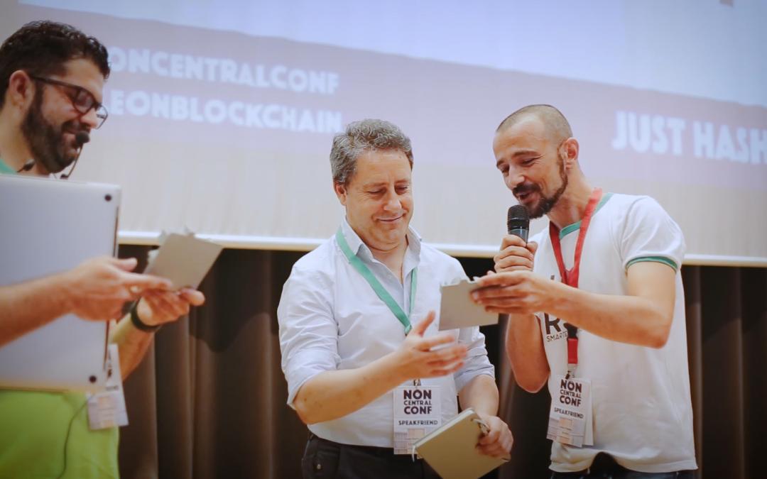 Blockchain en Leon | NON CENTRAL CONF 2018