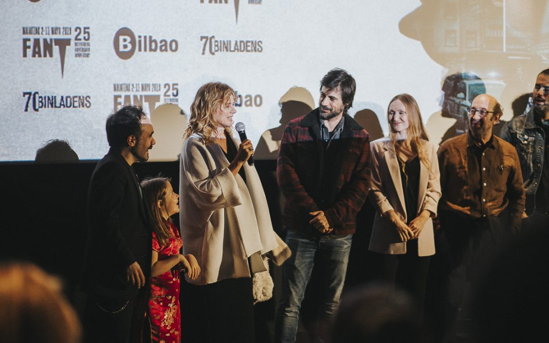 70 Binladens, preestreno en Bilbao